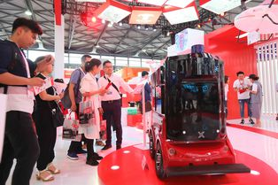 Impressions from transport logistic China