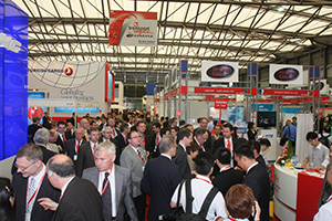transport logistic China 2010 reflects upswing in the worldwide movement of goods