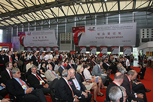 transport logistic China 2008: Record figures evidence role as most important show for the industry in Asia